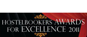 Hostelbookers Award for Excellence 2011